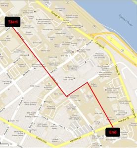 Click on the picture to view the parade route
