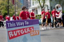 Rutgers Marching Band