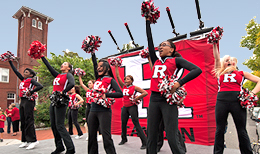 Rutgers University Camden >> Rutgers University Camden Ready For First Rutgers Day